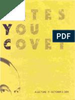 Max Maven - Notes You Covet