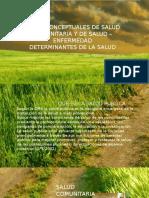 1_ Clase Salud Comunitaria