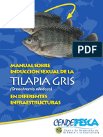 Manual Induccion Sexual Tilapia Gris