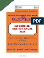 2015-Informe Gestión-riego Pampa