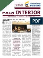 Semanario / País Interior 13-03-2017