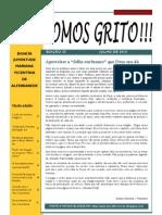 Folhetim n.º 25 - Julho 2010