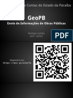 Apresentação GeoPB 2015.02.23