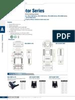 DB9 Adaptor Series