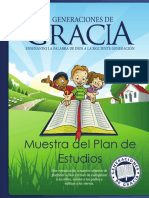 Curriculum Sampler Spanish-Gracia
