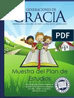 Curriculum Sampler Spanish-Gracia