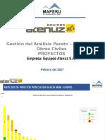 Analisis Pareto Atenuz (Febrero)