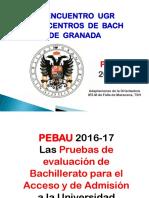 Pbau 2016 17.Ugr.presentacion.sisisi