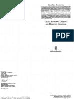 Omar Benabentos - Teoria General Unitaria Del Derecho Procesal