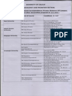 Recgnized Courses On23Nov2015
