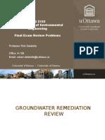 CVG 2132-Final Exam Review