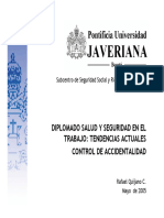 Control Accidentalidad
