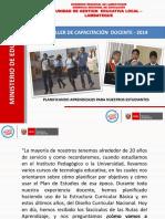 PPT_PROCESOS PEDAGÓGICOS