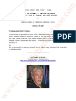 Matthew Forger Transcripts. Mchael Jackson Ex. Branca V IRS