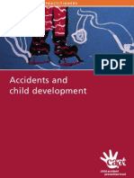 Accidents and Child Development
