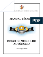Manual do Curso de Mergulho Autônomo.pdf.pdf