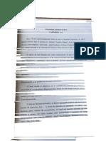 Declaraciones de Paula Sanabria en nombre de Francisco Sanabria