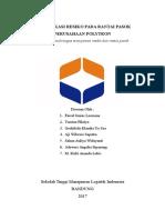 Identifikasi resiko pada rantai pasok perusahaan polytron