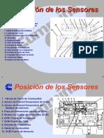 Ubicacion Sensores ISX