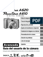 Instrucciones Camara de FotoA620 A610 ADVCUG ES