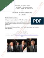 Vincent Chieffo. Transcripts-IMPEACHED. Michael Jackson Ex. Branca V IRS