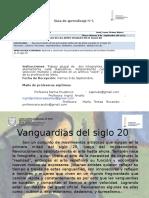 Guía 1, Artes Visuales, 8º Básico