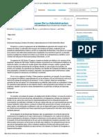Analisis de Casos, Enfoques de La Administracion - Composiciones de Colegio