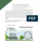 Ensayo de Análisis_Gobierno Electronico_ Isaac Arce Saenz