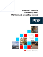 Icsps Monitoring and Evaluating Success Final