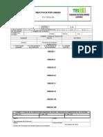 Fo-tesji-66 Reactivos Por Unidad