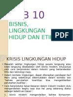 Etika Bisnis Bab 10