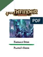 Emerald Spire Player's Guide