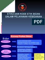 Etika Dan Kode Etik Bidan