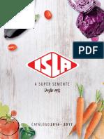 ISLA - Catalogo 2016