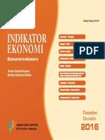 Indikator Ekonomi Desember 2016