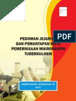 PEDOMAN JEJARING DAN PEMANTAPAN MUTU PEMERIKSAAN MIKROSKOPIS TUBERKOLOSIS revisi.pdf