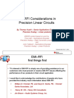 Class 7 -EMI RFI in Prec Linear Circuits_020112 Kuehl
