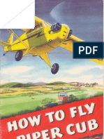 Piper J-3 Cub Booklet