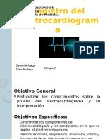 Registro Del Electrocardiograma