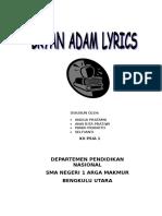 COVER MAKALAH B.ING TRANSLATE.doc