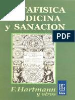 Metafisica Medicina Y Sanacion - Franz Hartmann.pdf