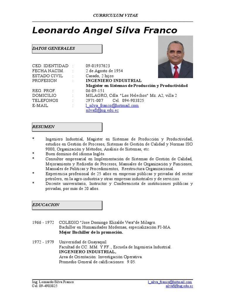 LSilva - CV.doc