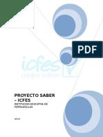 Proyecto Saber Icfes