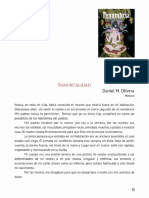 Inmortalidad - Daniel M. Olivera
