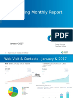 01-2017 marketing monthly report
