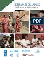 Comunicação Desenvolvimento ONU