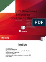 Convenio de Basilea DS 685