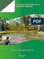 Evaluación Económica de la Piscicultura en Loreto Piscigranjas Eje Carretera Iquitos-Nauta.pdf