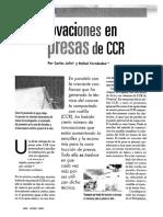 CYT 2003 - Innovaciones en Presas de CCR