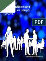 Comunicacion Efectiva y Trabajo en Equipo UF0346